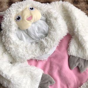 Pottery Barn Sheep/Lamb Costume Size 4-6